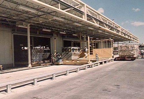 Cargo Terminal at Sydney Airport